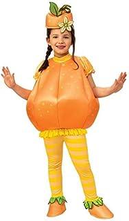 Rubies Mandalina Orange Deluxe Child Costume, Small