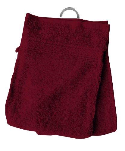 Lovely Casa BG5848004 Lola Lot de 2 Gants Coton Rouge 21 x 15 cm