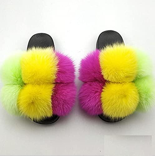 zapatillas deportivas de mujer blancas,Zapatos de flush de Mao, zapatillas de lana anti-zorro de costura hecha a mano, zapatos de botas de color plana de gran tamaño, zapatos de botas de mujer, palet