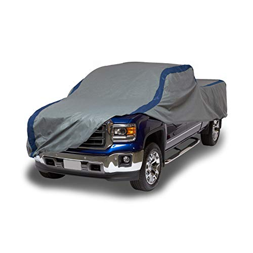 Duck Covers Weather Defender Pickup Truck Cover for Extended Cab Standard Bed Trucks up to 20' 9""