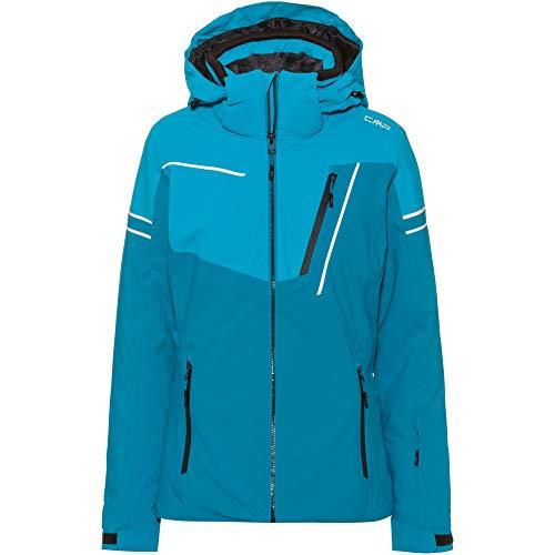 CMP - Giacca da sci da donna, colore blu, 44