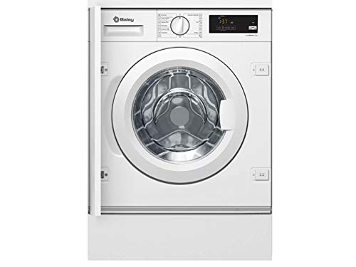 Balay 3TI982B lavadora Integrado Carga frontal Blanco 8 kg 1200 RPM A+++