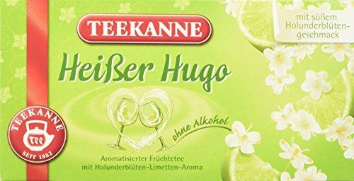 Teekanne Heißer Hugo, 6er Pack (6 x 45 g)
