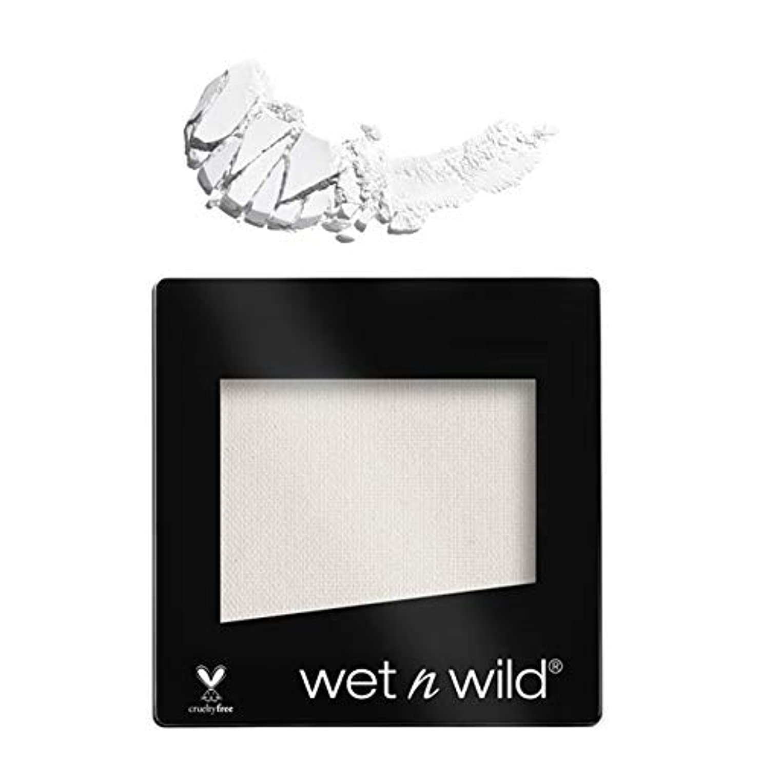 パズル大邸宅漂流WET N WILD Color Icon Eyeshadow Single - Sugar (New!) (並行輸入品)
