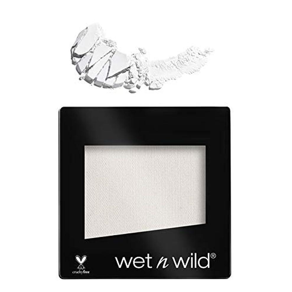 収益排除する涙が出るWET N WILD Color Icon Eyeshadow Single - Sugar (New!) (並行輸入品)