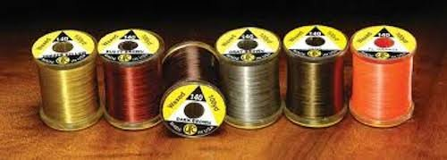 UTC Ultra Thread 140 Denier Multiple Colors - Red - Fly Tying