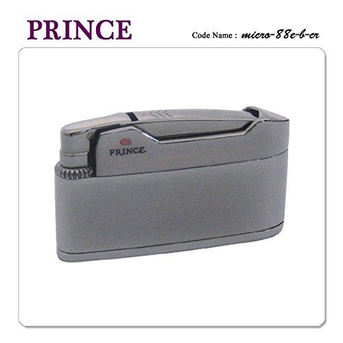 PRINCE プリンス ガスライター ミクロ88E ブラッククローム