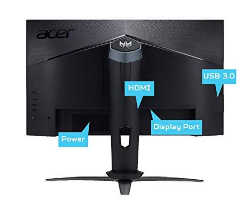 Acer Predator XB273P 6858 cm 27 Zoll 144Hz G-SYNC IPS - D