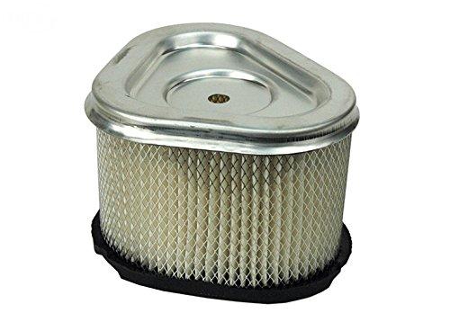 ISE® Filtre à air de rechange pour John Deere LT133, LT155, LTR155, LX173, STX38. Remplace les références : AM121608, AM123553, GY20574, M92359, 1208305S, 120830830830 5, 12. 08305S1