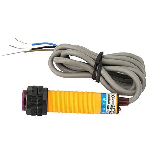Interruptor de proximidad de capacitancia E3F-DS20P1 Interruptor capacitivo difuso para controlar