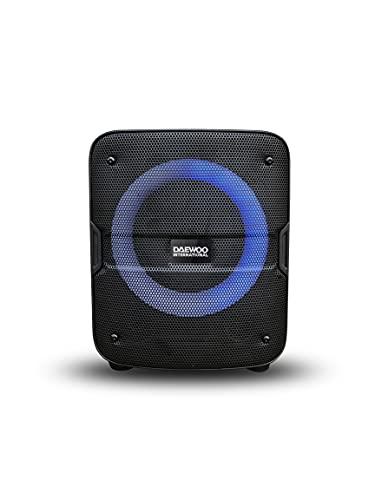 DAEWOO INTERNATIONAL DSK-388 Altavoz Bluetooth con función Karaoke y Micro inalámbrico de Daewoo