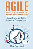 Agile: Essentials of Team and Project Management. Manifesto for Agile Software Development