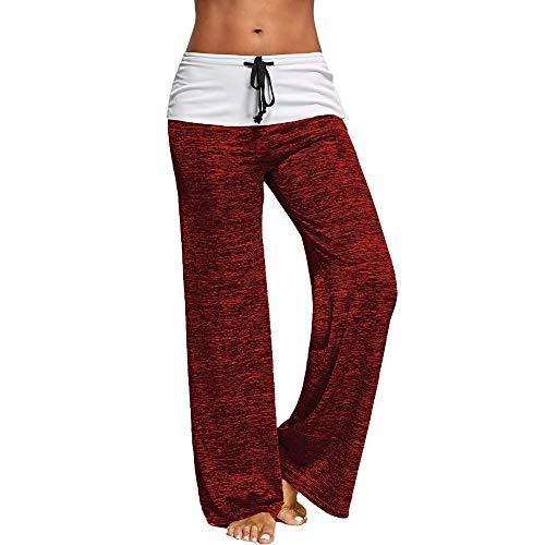 Posional Pantalones Harem Holgados de niños niñas, Disfraz de Danza del Color...