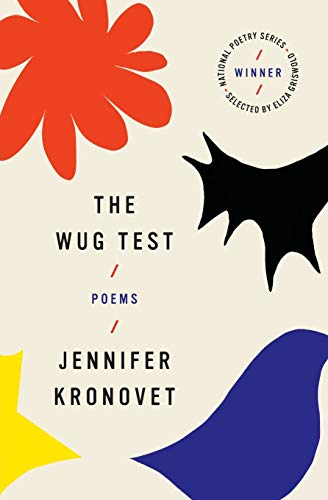 Wug Test, The: Poems (National Poetry Series)