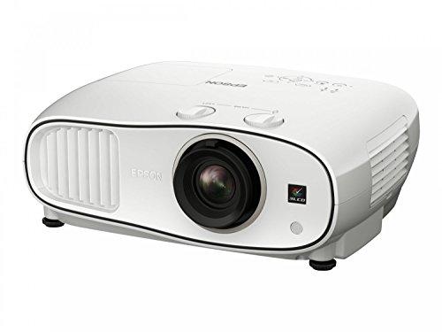 Epson EH-TW6700 Videoproiettore 3D per Home Theatre, Full HD da 3.000 lumen per Home Theatre con tecnologia 3LCD, Bianco