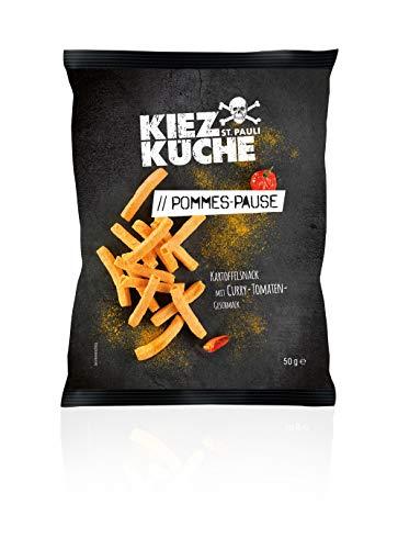XOX Gebäck Kiezküche Pommes, 1er Pack (1 x 50 g)