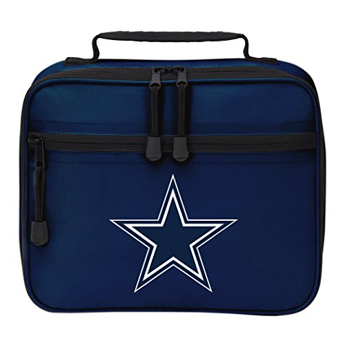 NFL Dallas Cowboys 'Cooltime' Lunch Kit, 10' x 8' x 3'