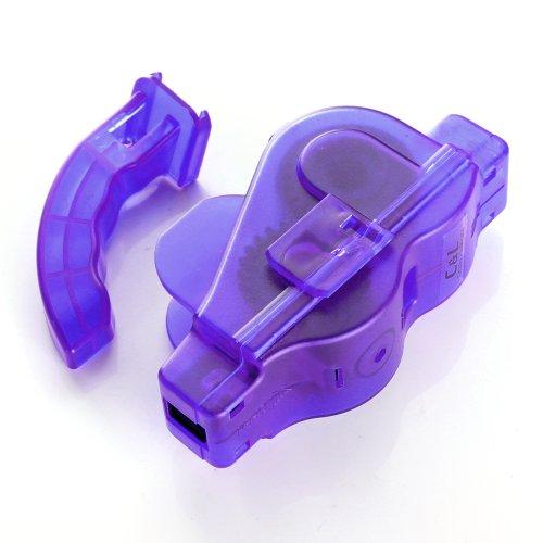 Bicicleta de la bici 3D de la máquina de limpieza para cadenas Cepillos Herramienta de limpieza del depurador rápida