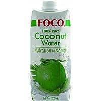 Foco Coco Agua, PUR, 100% Natural, 12unidades (12x 500ml)