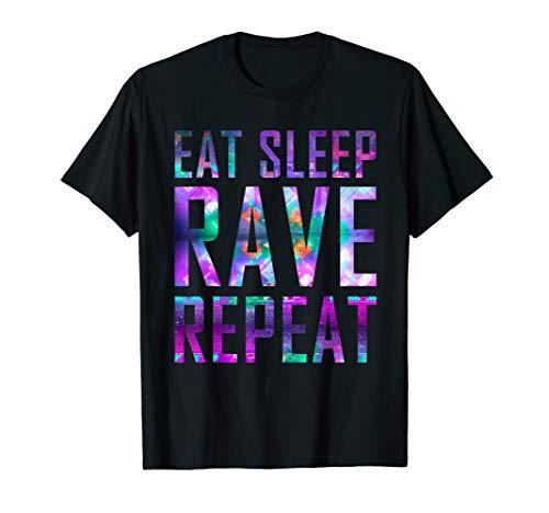 EAT SLEEP RAVE REPEAT Festival Shirt