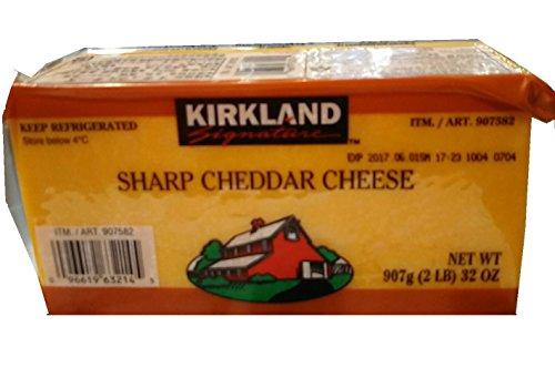 ■コストコ■カークランドシャープチェダーチーズ907g