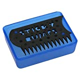 Sticky Bumps Surfboard Wax Box and Comb Kit, Color may vary