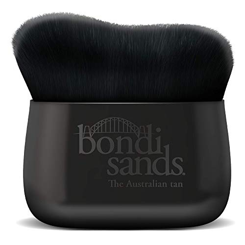 Bondi Sands Body Brush   Durable Application Tool Blends + Buffs Self Tan Foams, Lotions, and Mists for a Smooth, Flawless Finish Every Time, Washable + Reusable   Includes 1 Body Brush