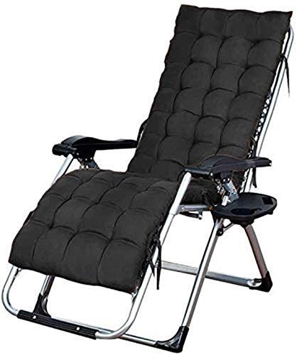 Klassische Liegestühle Sonnenliege/Outdoor-Stuhl für Erwachsene Klappbarer Schwerelosigkeits-Liegestuhl Geeignet für Terrassenveranda Gartendeck Rasen Camping Tragbarer Stuhlhalter 200 kg, Sonnenl