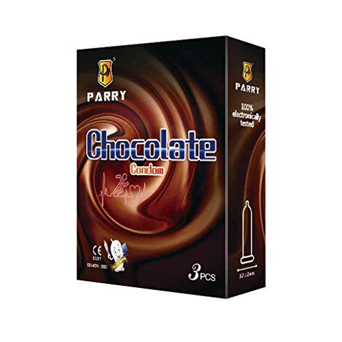 PPangUDing Männer Kondome in stylischer Box Aufregende Vielfalt extra dünn Kondome für gefühlsintensive Erlebnisse länger andauerndes Sexvergnügen (G)