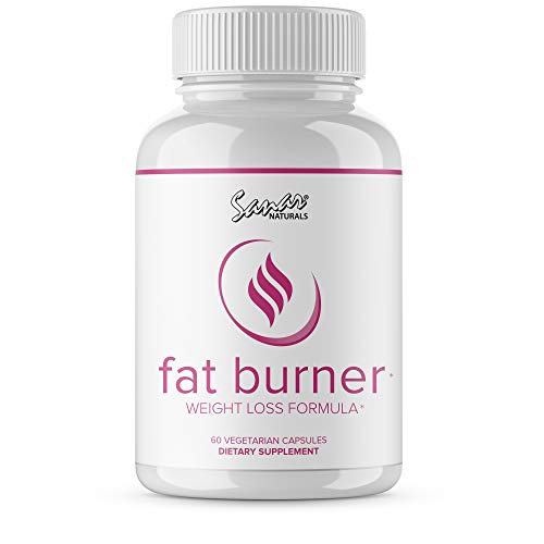 Premium Thermogenic Fat Burner Weight Loss Pills by Sanar Naturals review