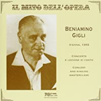 Concert And Singing Masterclas by DONIZETTI / CILEA / VERD (1995-04-18)