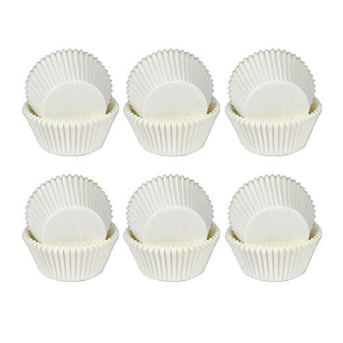 600 Stück Cupcake-Förmchen Muffinförmchen aus fettdichtem Papier, Muffin-Backförmchen für Hochzeit, Geburtstag, Party, Babyparty