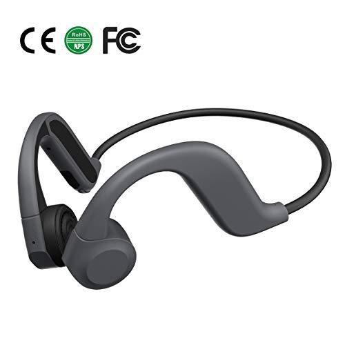 Topsail Bone Conduction Headphones Bluetooth 5.0, 8GB Memory Waterproof Wireless Sport Headphones...