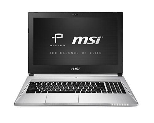 MSI PX60-2QDI781 0016H6-SKU502 39,6 cm (15,6 Zoll) Laptop (Intel Core i7 5700HQ, 2,4GHz, 8GB RAM, 1128GB HDD, Win 8.1) schwarz