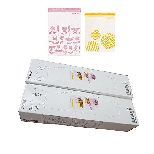 Bolsas Ziploc Tamaños marca IKEA