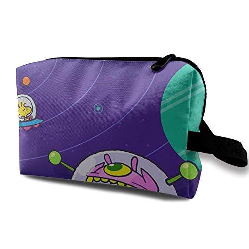 Toiletry Bag Planet Travel Organizer for Women Girls