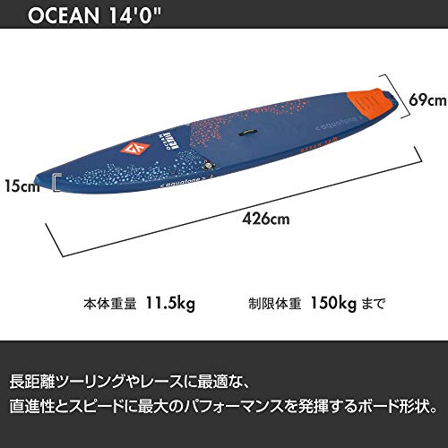 Aztron Aquatone Ocean 14.0 Race - 2