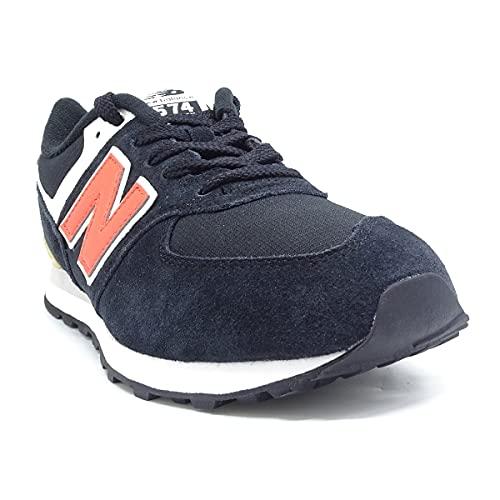 New Balance 574 Modern Sleek Pack, Zapatillas, Black, 30 EU