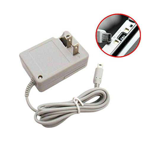 Lyyes 3DS AC Adapter Charger Power Adapter for Nintendo 3DS/ 3DSXL/ DSI/DSIXL/ 2DS/2DS XL
