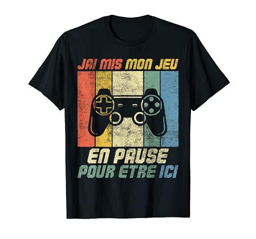 J'ai Mis Mon Jeu En Pause Cadeau...