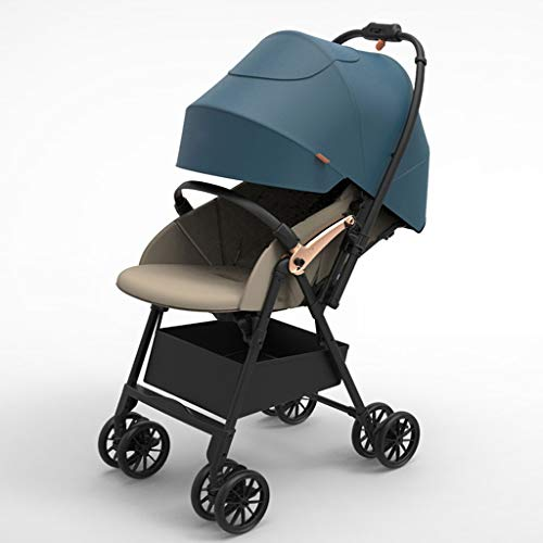 Review Of Jixi Baby Stroller Foldable Light Weight Baby Buggy Baby Stroller Portable Pushchair Pram ...