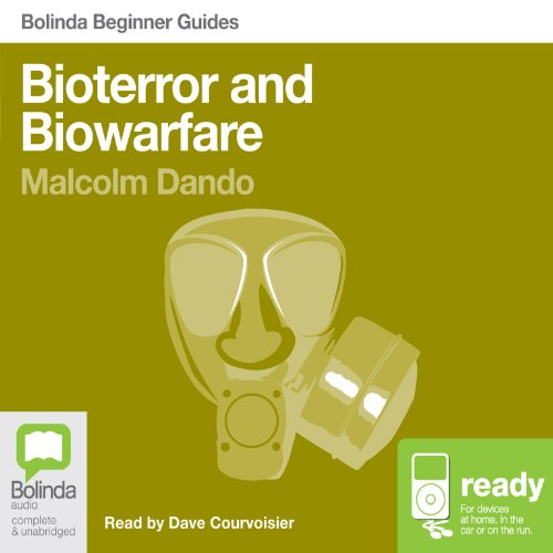 Bioterror and Biowarfare: Bolinda Beginner Guides audiobook cover art