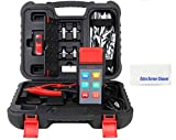 Autel MaxiBAS BT608 (Plus Extra Screen Wiper) Intelligent Battery Health Cold Cranking Ability Electrical System Diagnostics Read/Clear Codes Upgraded BT508/BT506
