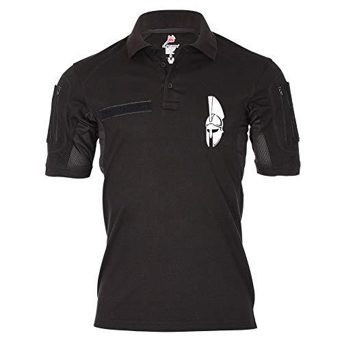 Copytec Tactical Poloshirt Alfa Sparta Komm Helm 300 Koning #19196