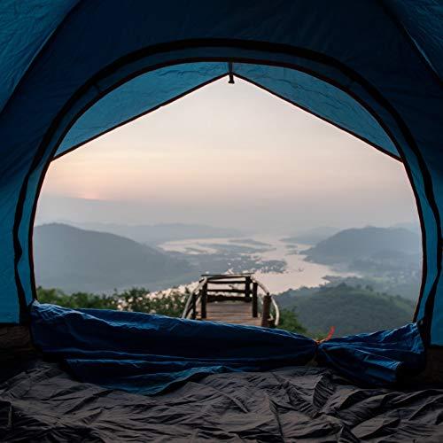 Regen und Gewitter im Zelt zum einschlafen, Teil einunddreißig