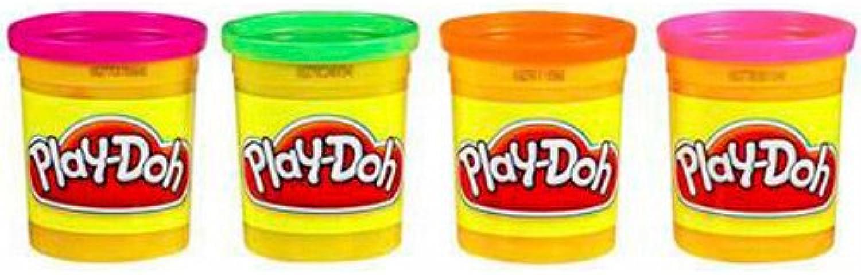 PlayDoh  4Pack  Favorite colors
