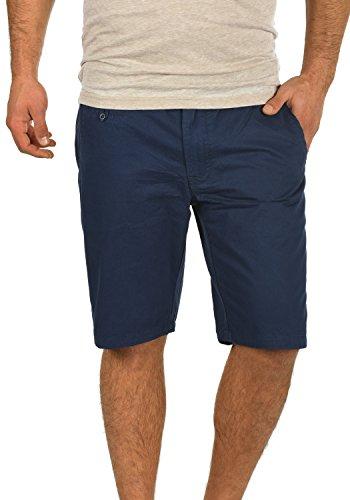 BLEND Sasuke Herren Chino Shorts kurze Hose, Größe:L;Farbe:Navy (70230)