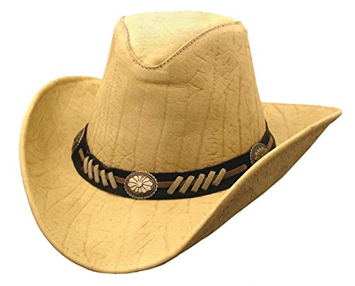 Kakadu Australia - Chapeau Western - Homme - Beige - XXL