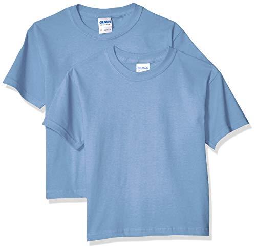 youth light blue tshirt - 3
