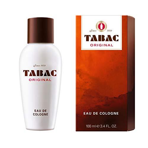 Tabac® Original I Eau de Cologne - Original Seit 1959 - würzig-frisch - dezente männliche Pflege - zeitloser Männerduft I 100ml Splash